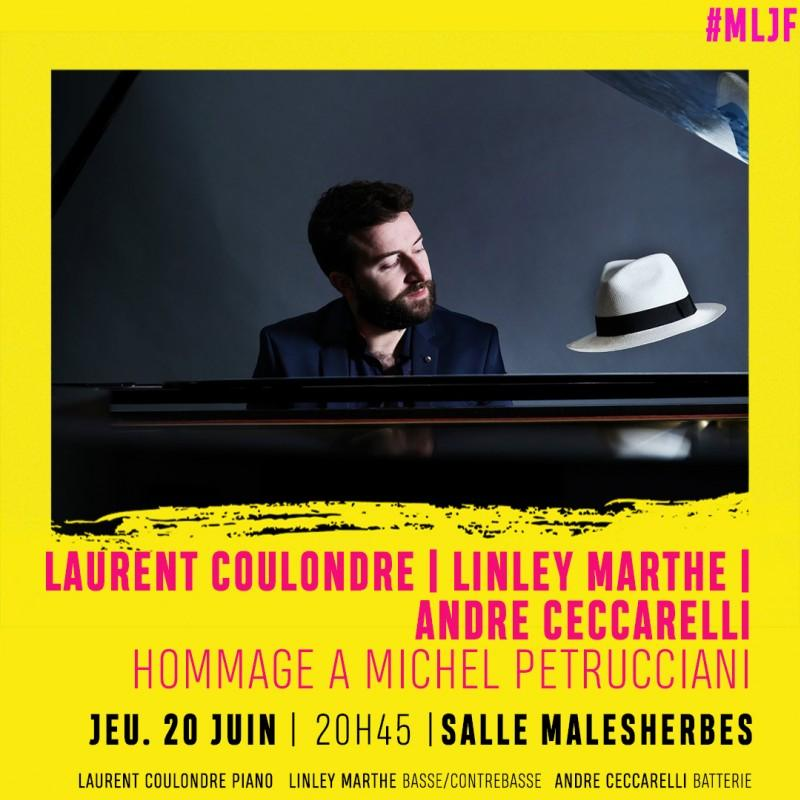 Laurent Coulondre - Jazz à Maison Laffitte