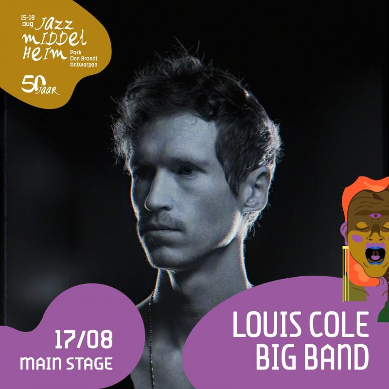 Louis Cole - Middlheim Jazz
