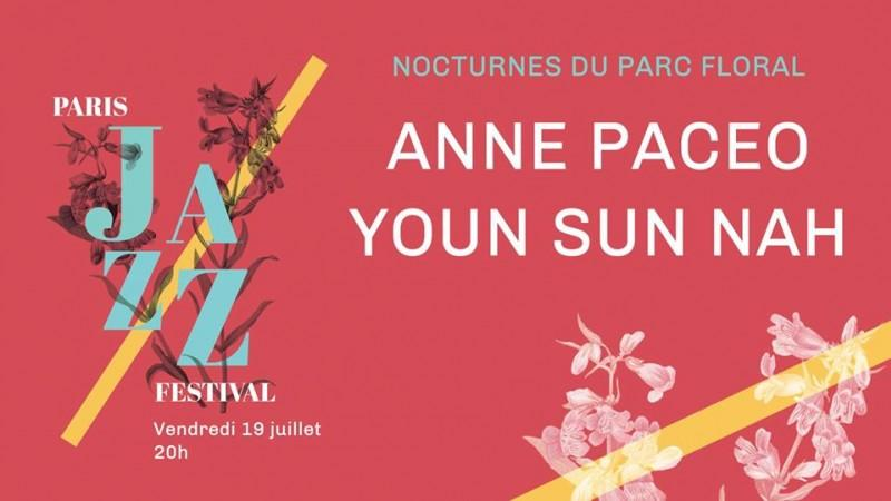 Anne Paceo - Paris Jazz Festival