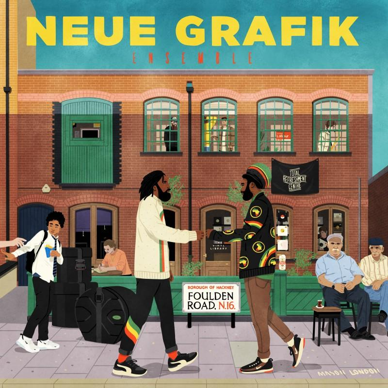 "Neue Grafik - ""Foulden Road"" disponible !"
