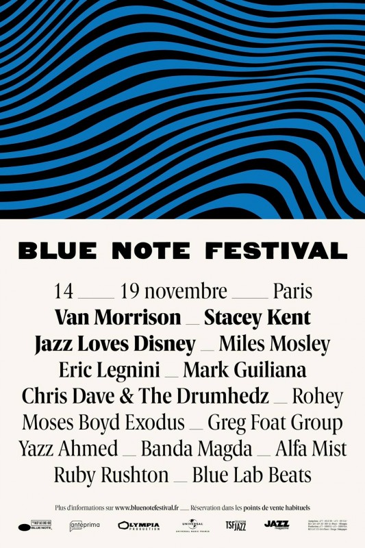 Mark Guiliana - Blue Note Jazz Festival