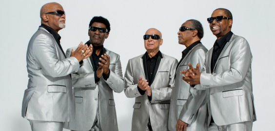 The Blind Boys of Alabama en France