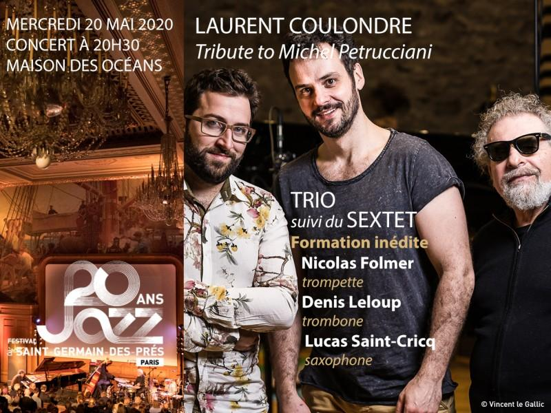 Laurent Coulondre - Jazz à Saint Germains des Prés