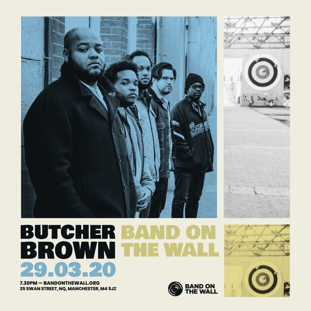 Butcher Brown - Band on the Wall