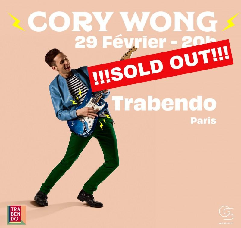 Cory Wong - Sold out !