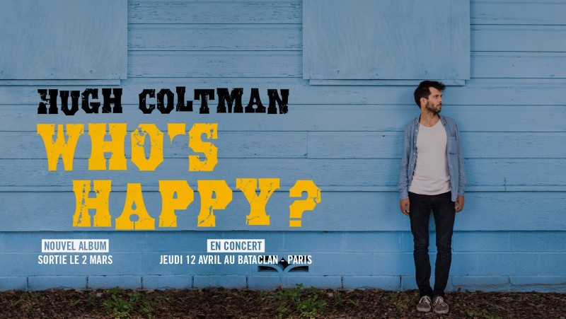 Who's Happy ? : L'album est sorti