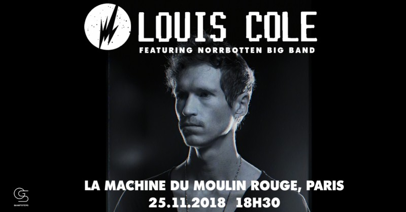 Louis Cole en concert à Paris