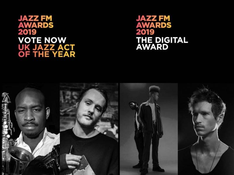 Louis Cole et Joe Armon Jones - JazzFM Awards 2019