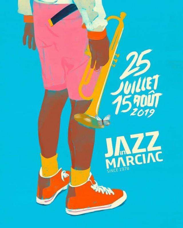 Jazz In Marciac 2019, grand cru !