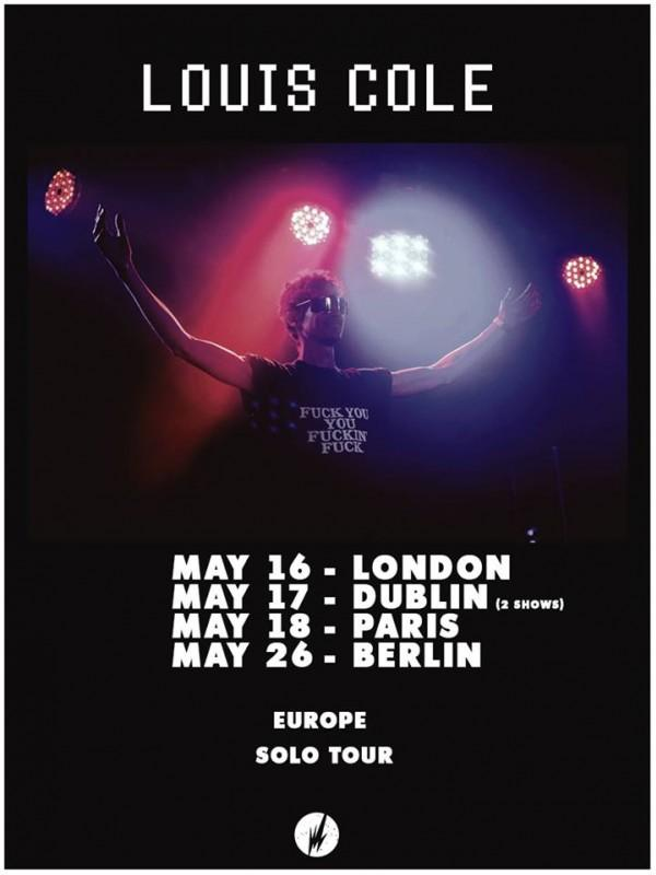 Louis Cole / EU tour !