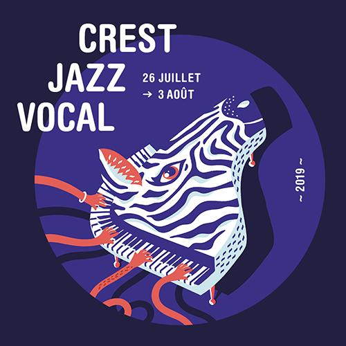 Anne Paceo au Crest Jazz Vocal !