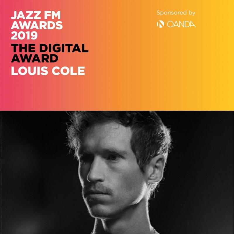Louis Cole / JAZZ FM DIGITAL AWARD