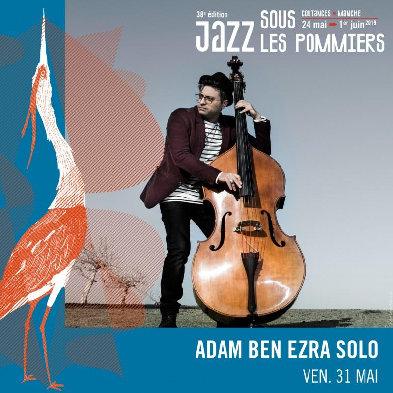 Adam Ben Ezra / Jazz Sous les Pommiers - SOLD OUT