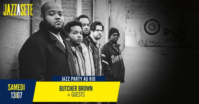 Butcher Brown / Jazz à Sète